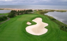 Numerous golf courses are within easy reach of St Peters Bay.