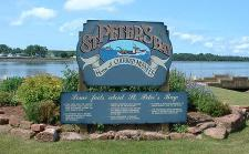 A variety of outdoor activities await in St Peters Bay.